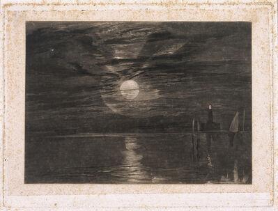 J. M. W. Turner, 'Shields Lighthouse', 1825