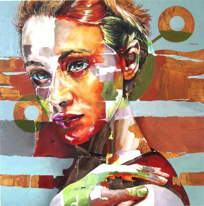 Corné Eksteen, 'Girlshaped Lovedrug', 2017
