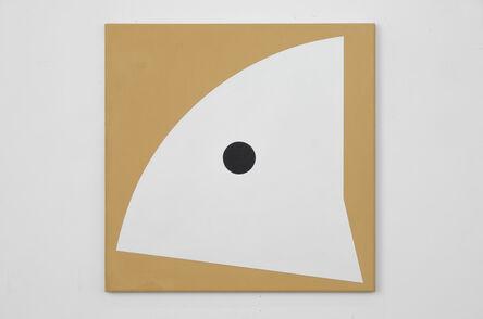 Tony Delap, 'Duecy Duecy', 2015