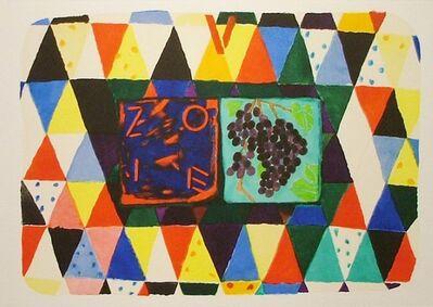 Joe Tilson, 'Stones of Venice, Uva Fragola, Zoie', 2007