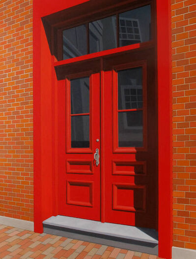Linda Pochesci, 'The Red Door', 2014