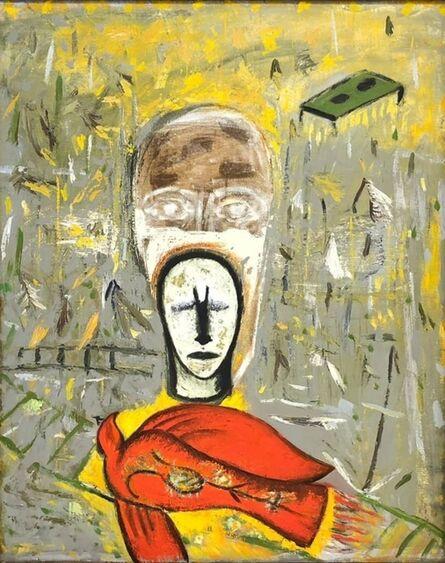 Mimmo Paladino, 'Untitled', 1990