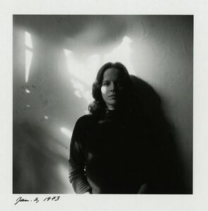 Melissa Shook, 'Self-Portrait, January 2, 1973', 1973