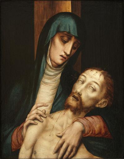 Luis de Morales, 'Pietà', ca. 1570-1580