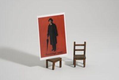Liliana Porter, 'Magritte', 2008