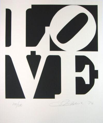 Robert Indiana, 'The Book of Love'