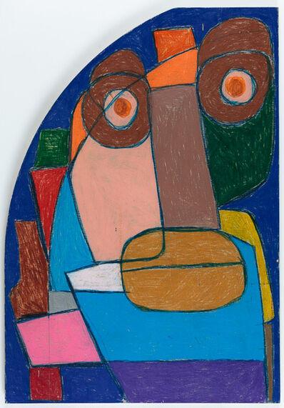 Vincent Jackson, 'Untitled (Cut-out Figure)', 2014