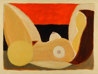 Breon O'Casey, 'Reclining Nude', 2009
