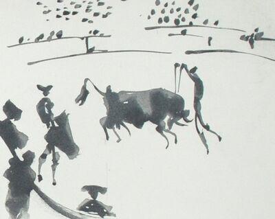 Pablo Picasso, 'Clavando un par de Banderillas (Pinning a Pair of Flags)', 1959