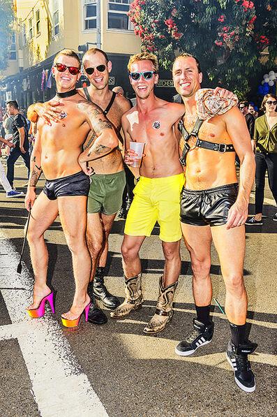 Mitchell Funk, 'Folsom Street Fair, BDSM Leather Event #16', 2015
