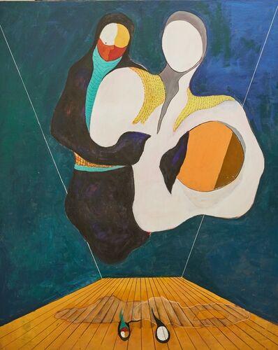 Heitham Adjina, 'Caught in his Mirage', 2019