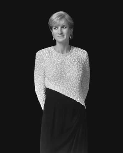 Hiroshi Sugimoto, 'Diana, Princess of Wales', 1999