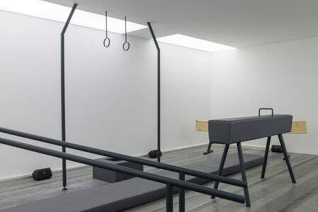 Taus Makhacheva, 'Quantitative Infinity of Objective', 2019