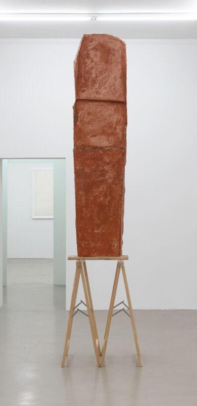 Esther Kläs, 'High (Red)', 2017
