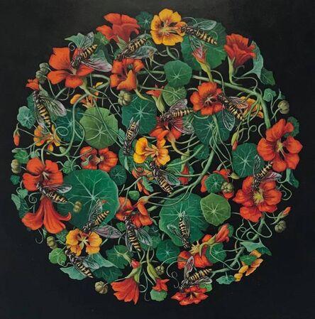 Era Leisner, 'Blomkarse og blomsterfluer', 2020