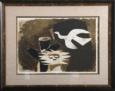 Georges Braque, 'L'Oiseau et son Nid', 1956