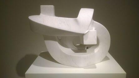 Paul Bloch, 'White Ribbons'