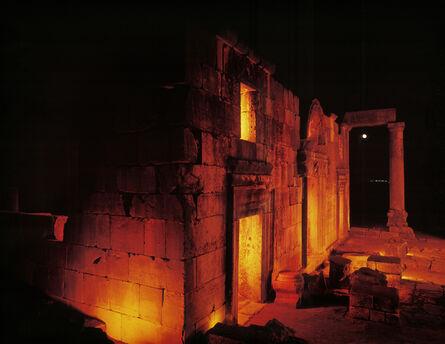 Neil Folberg, 'Ancient Synagogue of Bar Am, Israel', 1995