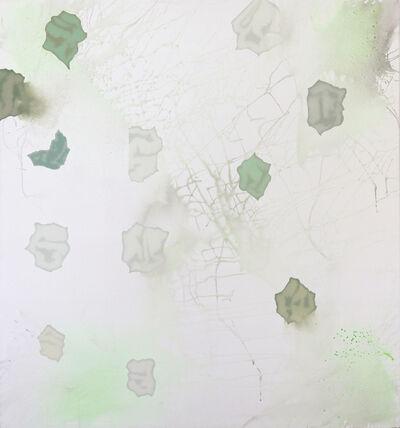 Olaf Quantius, 'Untitled (grüne Buhne)', 2016