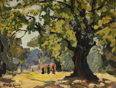 Hayley Lever, 'Hyde Park, London', ca. 1904