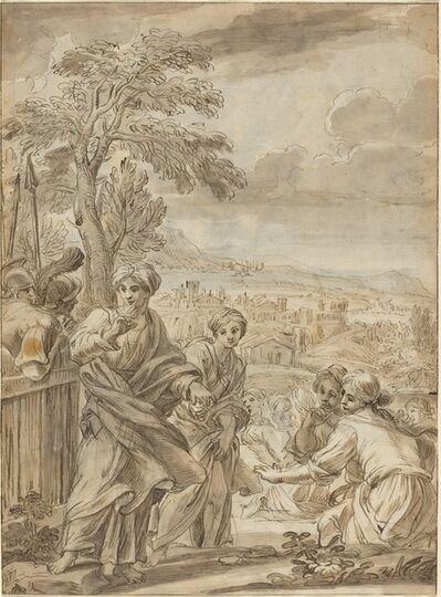 Angelo Marullo, 'Historical Scene [recto]'