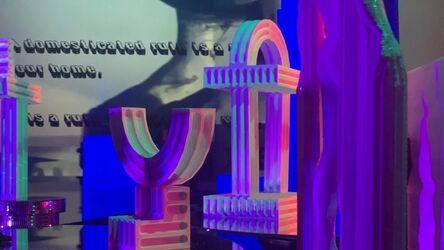 Andreas Angelidakis, 'Softwalker 6 - Performance (documentation)', 2020