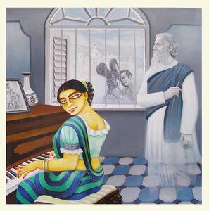 Gautam Mukherjee, 'Bengali icons '