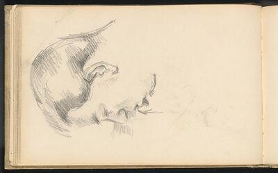 Paul Cézanne, 'Head of the Artist's Son', 1888/1889