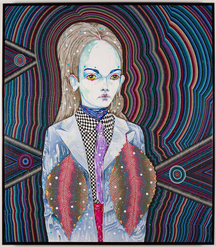 Del Kathryn Barton, 'what you know ', 2013