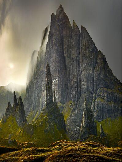 Albert Watson, 'Old Man of Storr, Isle of Skye, Scotland', 2013
