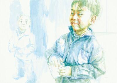 Eun-Joo Shin, 'Großer Bruder mit Tütchen ', 2010