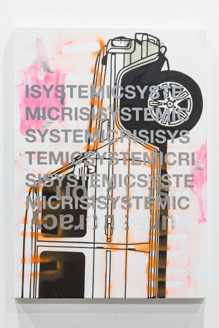 Johannes Wohnseifer, 'Class & Class Conflict (SYSTEMICRISIS...)', 2021