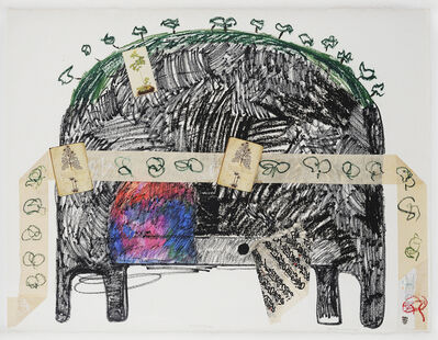 Elwyn Lynn, 'Tree Top Table', 1982