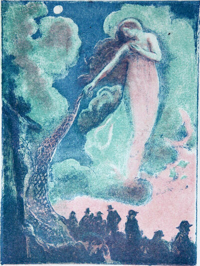 Maurice Denis, 'Francis Thompson.  Poèmes.', 1936