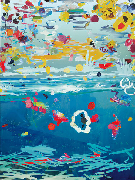 Petra Cortright, 'Might and magic and the mandate of heaven', 2014