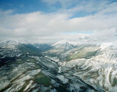 Eamon Mac Mahon, 'Burnt Valley 2, Alberta', 2011