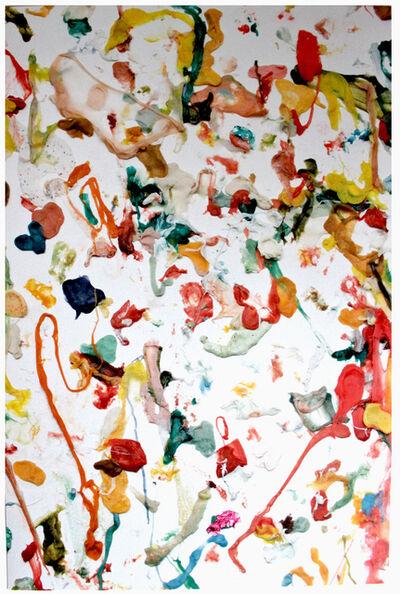 Dan Colen, 'Untitled (Bubblegum)', 2011