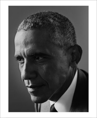 Christopher Anderson, 'Obama', 2017