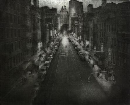 Peter Liepke, 'Walking Downtown', 2011