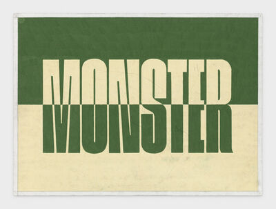Andrew Brischler, 'MONSTER (Sliding Doors)', 2018-2019