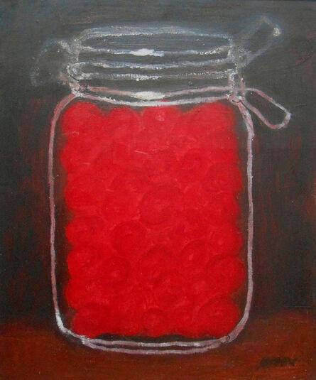 Jack Knox, 'Preserved Cherries'