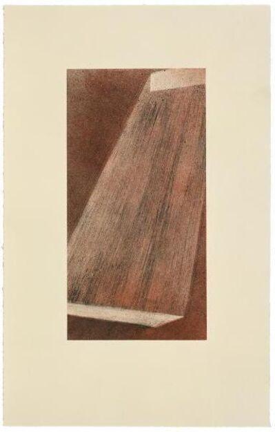 Ed Ruscha, 'Bolt III', 1998