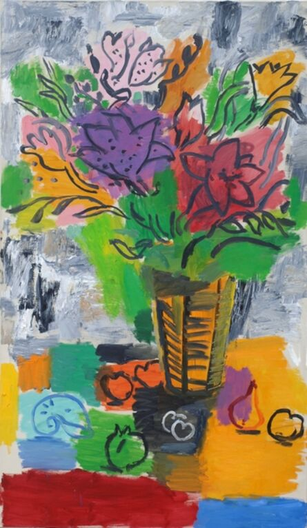 Willy Ramos, 'Flores'