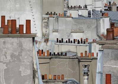 Michael Wolf (b. 1954), 'Paris Rooftops 11', 2014