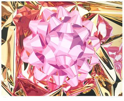 Jeff Koons, 'Pink Bow', 2013
