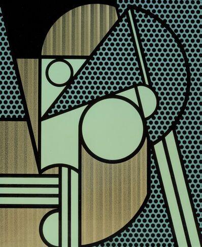 Roy Lichtenstein, 'Modern Head #4, from Modern Head Series', 1970