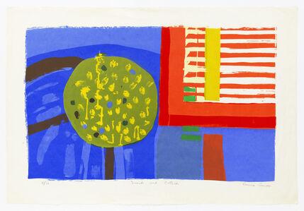 Emma Amos, 'Inside and Outside', 1966