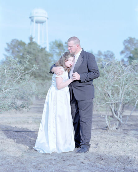 David Magnusson, 'Erin Hope Smallwood, 13 years & James Smallwood. Bellevue, Louisisana'