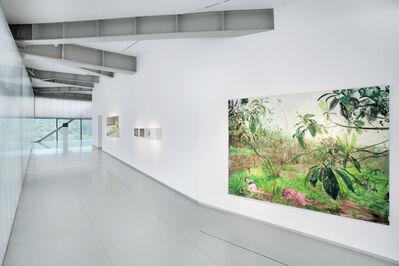 Zhou Chunya 周春芽, 'Peach Reds', 2008