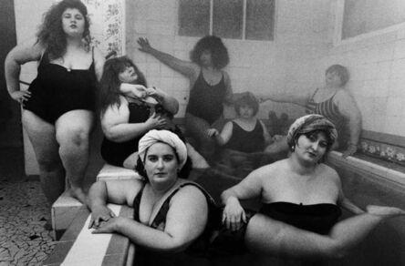 William Klein, 'Club Allegro Fortissimo, Paris', 1990